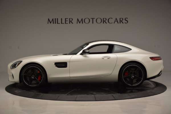 Used 2016 Mercedes Benz AMG GT S for sale Sold at Maserati of Greenwich in Greenwich CT 06830 3