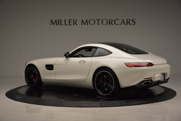 Used 2016 Mercedes Benz AMG GT S for sale Sold at Maserati of Greenwich in Greenwich CT 06830 4