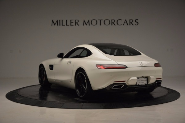 Used 2016 Mercedes Benz AMG GT S for sale Sold at Maserati of Greenwich in Greenwich CT 06830 5