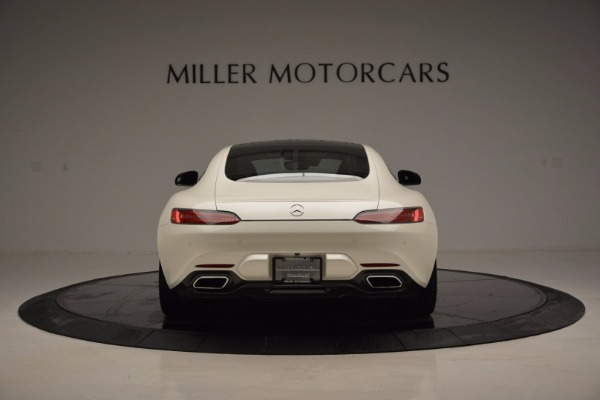 Used 2016 Mercedes Benz AMG GT S for sale Sold at Maserati of Greenwich in Greenwich CT 06830 6