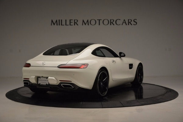 Used 2016 Mercedes Benz AMG GT S for sale Sold at Maserati of Greenwich in Greenwich CT 06830 7