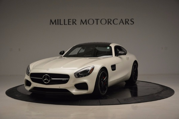 Used 2016 Mercedes Benz AMG GT S for sale Sold at Maserati of Greenwich in Greenwich CT 06830 1