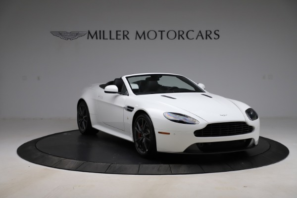 New 2015 Aston Martin Vantage GT GT Roadster for sale Sold at Maserati of Greenwich in Greenwich CT 06830 10