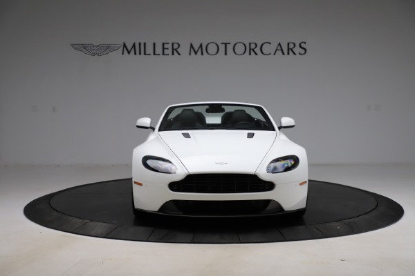 New 2015 Aston Martin Vantage GT GT Roadster for sale Sold at Maserati of Greenwich in Greenwich CT 06830 11