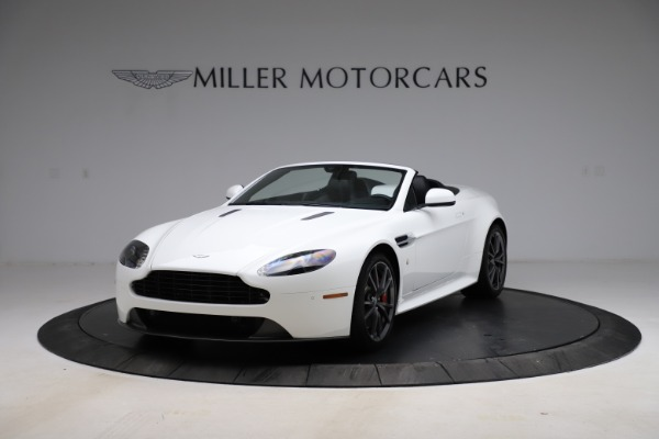 New 2015 Aston Martin Vantage GT GT Roadster for sale Sold at Maserati of Greenwich in Greenwich CT 06830 12