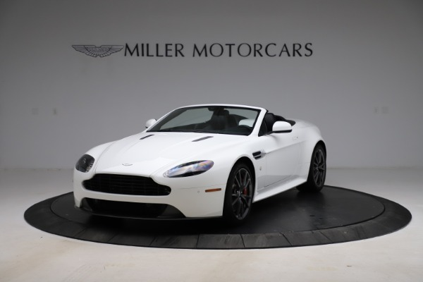 New 2015 Aston Martin Vantage GT GT Roadster for sale Sold at Maserati of Greenwich in Greenwich CT 06830 13