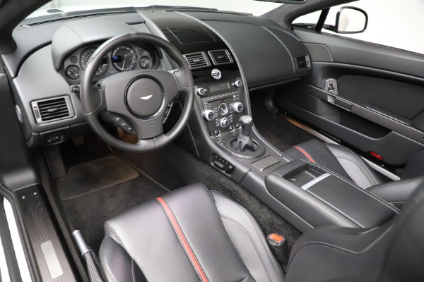 New 2015 Aston Martin Vantage GT GT Roadster for sale Sold at Maserati of Greenwich in Greenwich CT 06830 14