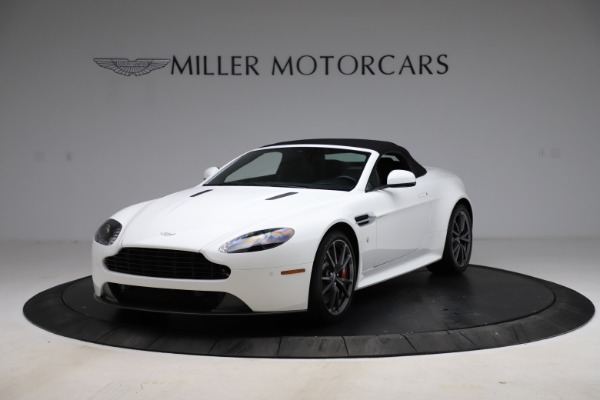 New 2015 Aston Martin Vantage GT GT Roadster for sale Sold at Maserati of Greenwich in Greenwich CT 06830 25