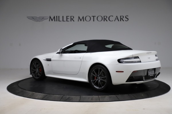 New 2015 Aston Martin Vantage GT GT Roadster for sale Sold at Maserati of Greenwich in Greenwich CT 06830 27