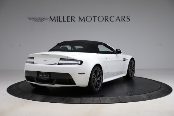 New 2015 Aston Martin Vantage GT GT Roadster for sale Sold at Maserati of Greenwich in Greenwich CT 06830 28