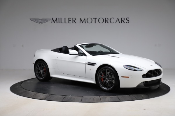 New 2015 Aston Martin Vantage GT GT Roadster for sale Sold at Maserati of Greenwich in Greenwich CT 06830 9
