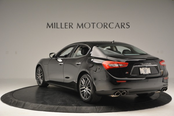New 2017 Maserati Ghibli S Q4 for sale Sold at Maserati of Greenwich in Greenwich CT 06830 5