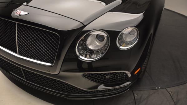 New 2017 Bentley Continental GT V8 S for sale Sold at Maserati of Greenwich in Greenwich CT 06830 14