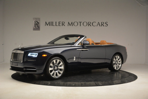 New 2017 Rolls-Royce Dawn for sale Sold at Maserati of Greenwich in Greenwich CT 06830 2