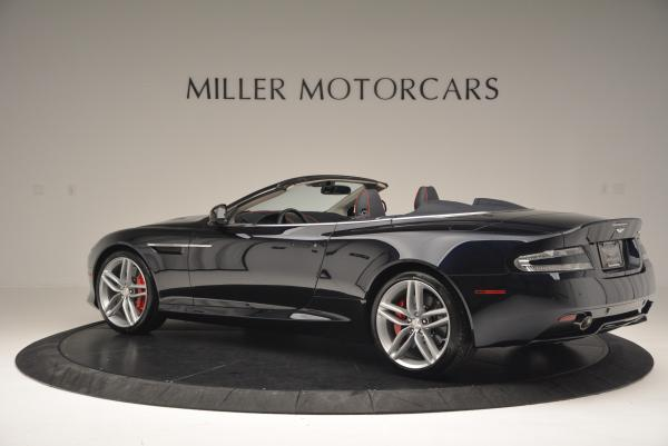 New 2016 Aston Martin DB9 GT Volante for sale Sold at Maserati of Greenwich in Greenwich CT 06830 4