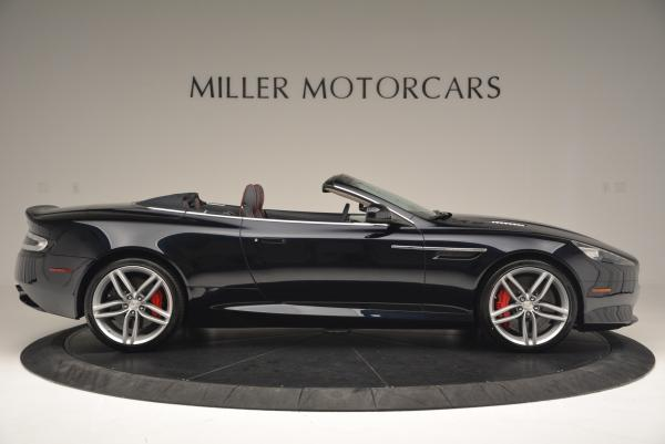 New 2016 Aston Martin DB9 GT Volante for sale Sold at Maserati of Greenwich in Greenwich CT 06830 9