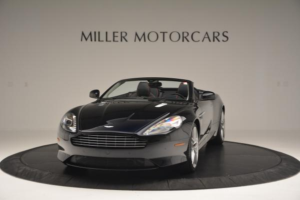 New 2016 Aston Martin DB9 GT Volante for sale Sold at Maserati of Greenwich in Greenwich CT 06830 1