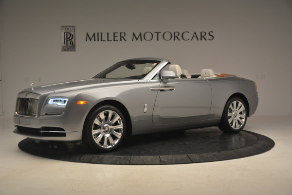 Used 2017 Rolls-Royce Dawn for sale $245,900 at Maserati of Greenwich in Greenwich CT 06830 2