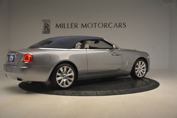 Used 2017 Rolls-Royce Dawn for sale $245,900 at Maserati of Greenwich in Greenwich CT 06830 20
