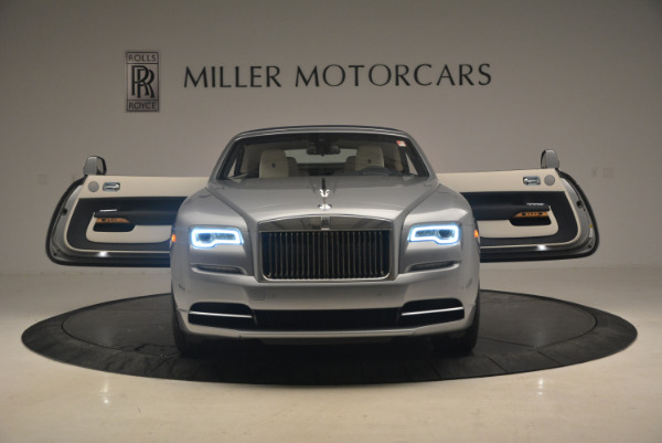 Used 2017 Rolls-Royce Dawn for sale $245,900 at Maserati of Greenwich in Greenwich CT 06830 24