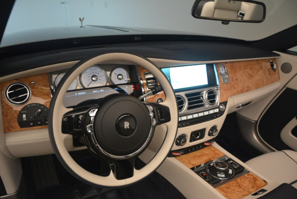 Used 2017 Rolls-Royce Dawn for sale $245,900 at Maserati of Greenwich in Greenwich CT 06830 26
