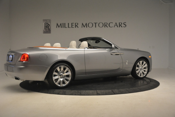 Used 2017 Rolls-Royce Dawn for sale $245,900 at Maserati of Greenwich in Greenwich CT 06830 8