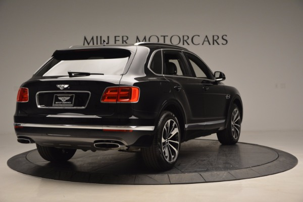 New 2017 Bentley Bentayga for sale Sold at Maserati of Greenwich in Greenwich CT 06830 7