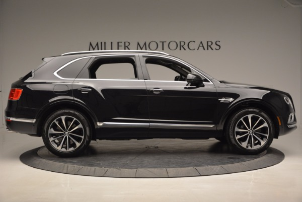 New 2017 Bentley Bentayga for sale Sold at Maserati of Greenwich in Greenwich CT 06830 9