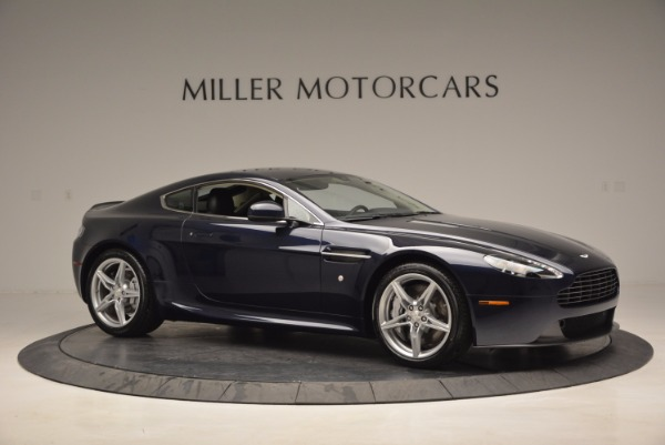 Used 2016 Aston Martin V8 Vantage for sale Sold at Maserati of Greenwich in Greenwich CT 06830 10