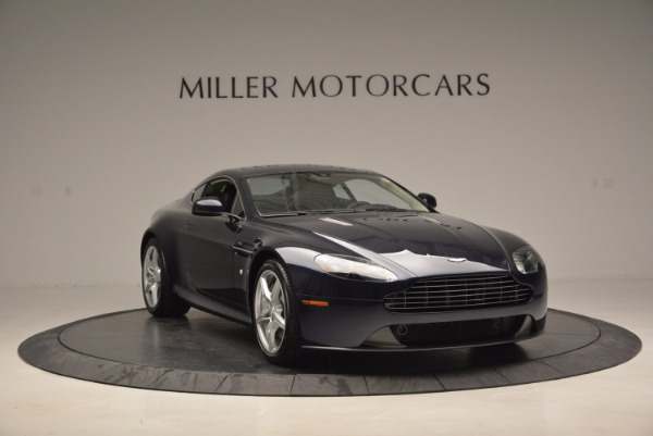 Used 2016 Aston Martin V8 Vantage for sale Sold at Maserati of Greenwich in Greenwich CT 06830 11
