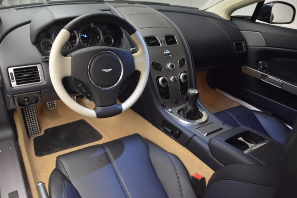 Used 2016 Aston Martin V8 Vantage for sale Sold at Maserati of Greenwich in Greenwich CT 06830 14