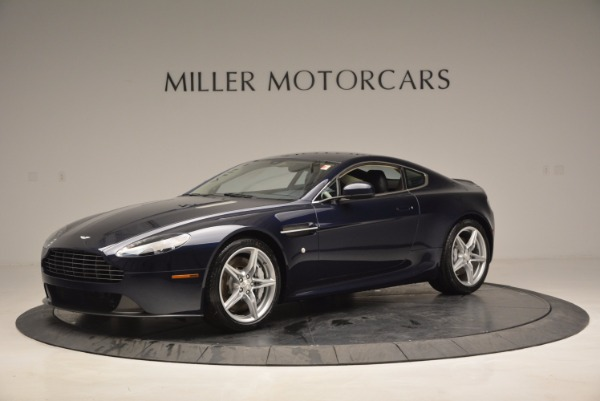 Used 2016 Aston Martin V8 Vantage for sale Sold at Maserati of Greenwich in Greenwich CT 06830 2