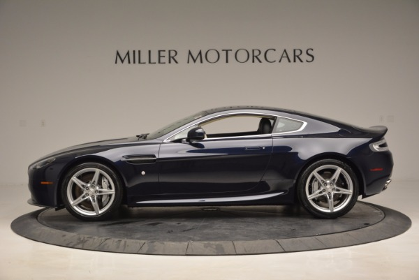 Used 2016 Aston Martin V8 Vantage for sale Sold at Maserati of Greenwich in Greenwich CT 06830 3