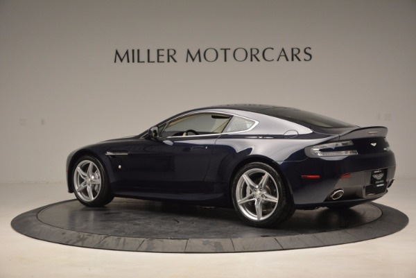 Used 2016 Aston Martin V8 Vantage for sale Sold at Maserati of Greenwich in Greenwich CT 06830 4