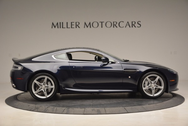 Used 2016 Aston Martin V8 Vantage for sale Sold at Maserati of Greenwich in Greenwich CT 06830 9