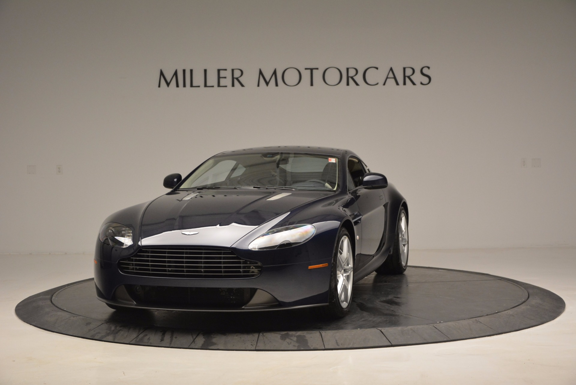 Used 2016 Aston Martin V8 Vantage for sale Sold at Maserati of Greenwich in Greenwich CT 06830 1