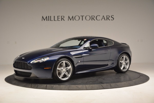 New 2016 Aston Martin V8 Vantage for sale Sold at Maserati of Greenwich in Greenwich CT 06830 2
