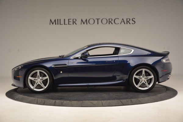 New 2016 Aston Martin V8 Vantage for sale Sold at Maserati of Greenwich in Greenwich CT 06830 3