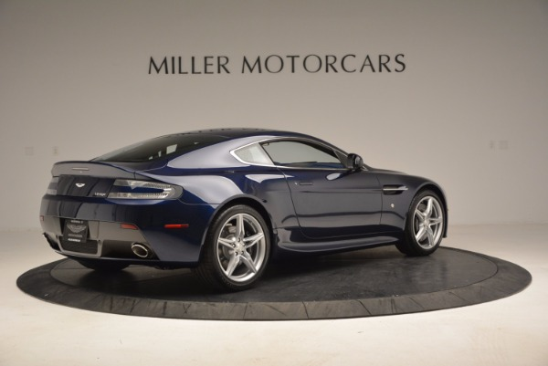 New 2016 Aston Martin V8 Vantage for sale Sold at Maserati of Greenwich in Greenwich CT 06830 8