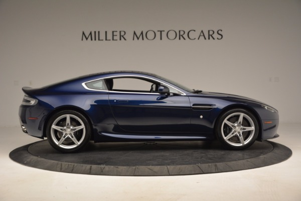 New 2016 Aston Martin V8 Vantage for sale Sold at Maserati of Greenwich in Greenwich CT 06830 9