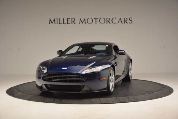 New 2016 Aston Martin V8 Vantage for sale Sold at Maserati of Greenwich in Greenwich CT 06830 1