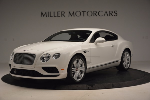 Used 2016 Bentley Continental GT V8 for sale Sold at Maserati of Greenwich in Greenwich CT 06830 2