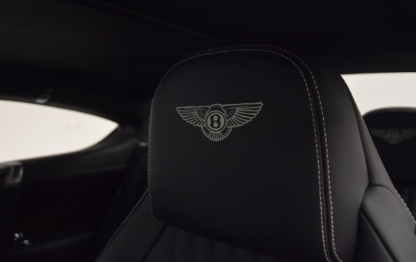 Used 2016 Bentley Continental GT V8 for sale Sold at Maserati of Greenwich in Greenwich CT 06830 25