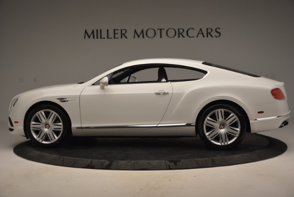 Used 2016 Bentley Continental GT V8 for sale Sold at Maserati of Greenwich in Greenwich CT 06830 3