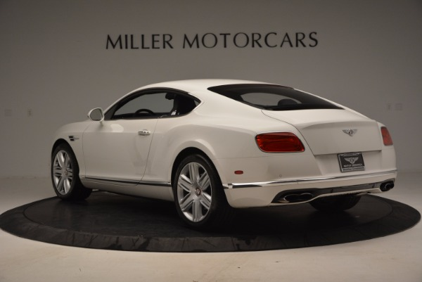 Used 2016 Bentley Continental GT V8 for sale Sold at Maserati of Greenwich in Greenwich CT 06830 4