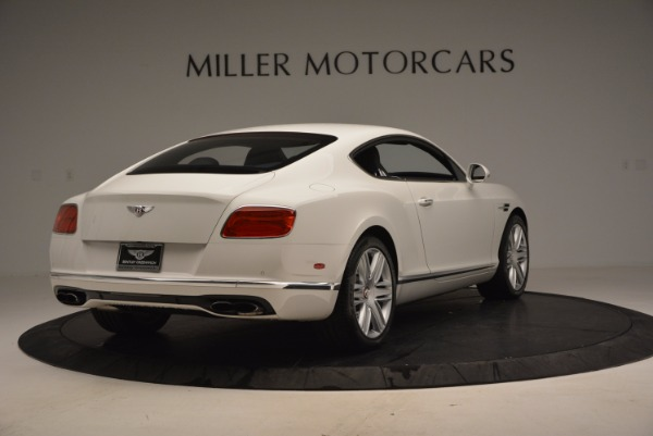 Used 2016 Bentley Continental GT V8 for sale Sold at Maserati of Greenwich in Greenwich CT 06830 7