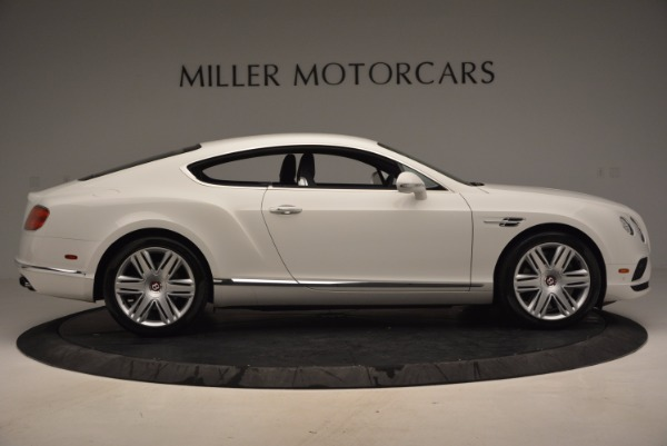 Used 2016 Bentley Continental GT V8 for sale Sold at Maserati of Greenwich in Greenwich CT 06830 8