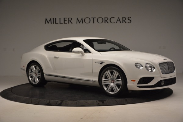 Used 2016 Bentley Continental GT V8 for sale Sold at Maserati of Greenwich in Greenwich CT 06830 9