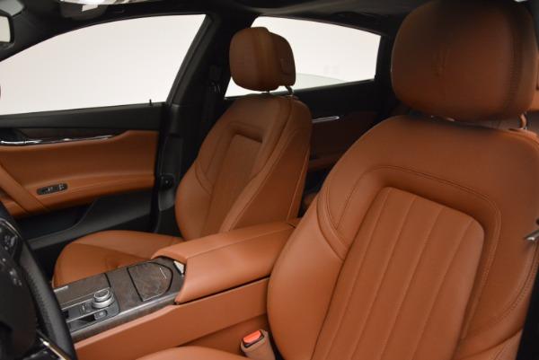 New 2017 Maserati Quattroporte SQ4 for sale Sold at Maserati of Greenwich in Greenwich CT 06830 13