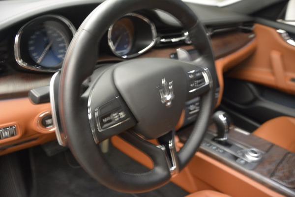 New 2017 Maserati Quattroporte SQ4 for sale Sold at Maserati of Greenwich in Greenwich CT 06830 16